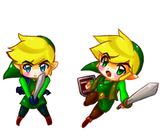 Links -P. C.- by nao1789