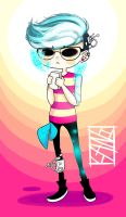 Hacker For Hire by Lanisaurus