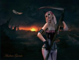 Miss Murder by AndyGarcia666