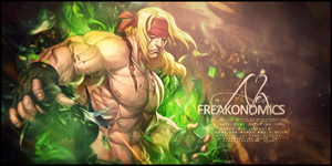 Alex - Street Fighter by rafdesigns