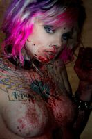 fun with blood by fastpics