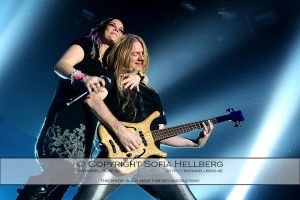 Nightwish, Anette and Marco by MjauY