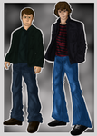 The Winchester Boys by Maygirl96