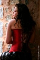 Red Corset 2 by photonutz