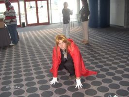 Cosplay: Edward Elric by Hane-to-Yume