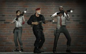 L4D - The Awesome Three by tankhawk500