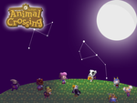 Animal Crossing Wallpaper by Silph25