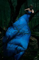 Queen of the forest streams by 04katty
