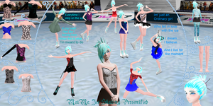{MotMe} Ice Skating personified by dianita98