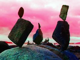 BALANCED STONES 175 by JJShaver