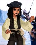 Jack Sparrow kid by emperial