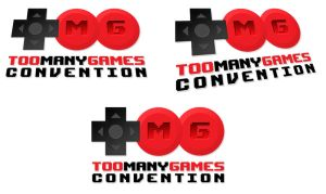 TooManyGames Logo Redesign by agcm