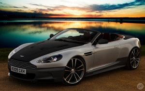 Aston Matin Sundown by pddeluxe