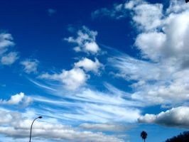 Clouds In Perth by abyss2213