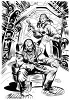 KLINGONS by benitogallego