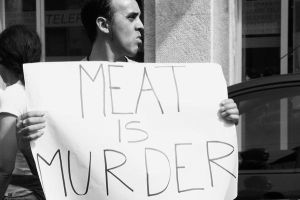 Meat is Murder by Qualcuna
