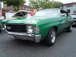 1972 Chevrolet Chevelle SS II by Brooklyn47