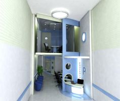 office interiors a2 by creativegenie