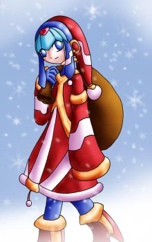 Santa Levi's Coming to Toooown by mr-o