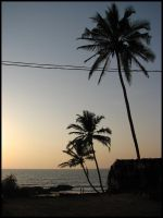 Postcard from Goa by art-angel