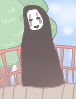 No Face by PakuPirahna