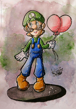 This was a weegee test :Y by Miapon