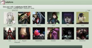 Art meme 2011 by Ge-mini