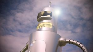 Bender. Now in HD by alechanted