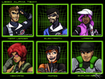 Meet the Alpha Team by RRproAni