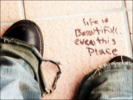 Life is Beautiful by Bespattered