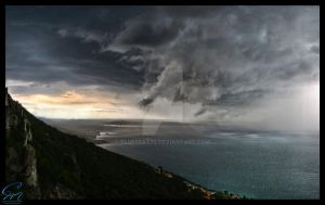 Perfect Storm by bluebeat76