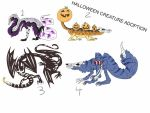 HALLOWEEN ADOPTS by LaBellaPelliccia