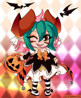 bookmark:. happy halloween~! by tlwelker