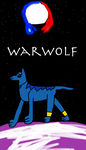 WarWolf Poster by dmonahan9