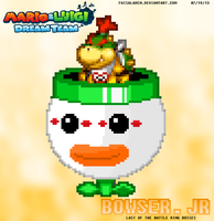 Mario and Luigi: Dream Team - Bowser Jr Time! by FaisalAden