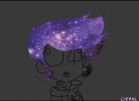 SPACE! (GIF) by scoutwheatley