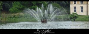 Fountain by bloobirds
