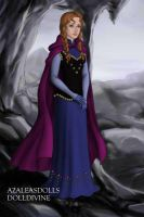 Princess Anna by AnneMarie1986