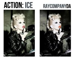 Action7: Ice by raayCompany