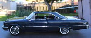 63 Galaxie 500 XL by boogster11