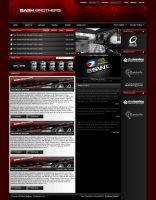 Bash Brothers Clan Website by zblowfish