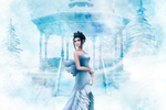 Winter Bride - Yuna by Dark-Palace