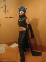 Ikuto Costume Test by yuki-sora-vao