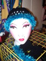 Sparkly Hat and Gloves - 2009 by BreachofReality