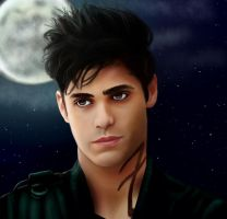 Shadowhunters- Alec Lightwood by CaityKitty13