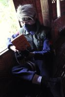 Bookworm by alexesquivel