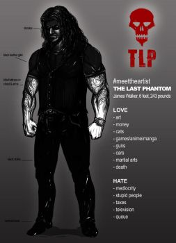 Meet The Last Phantom by The-Last-Phantom