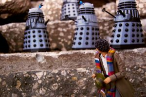 Forty of the Fourth #3: Destiny of the Daleks by Batced