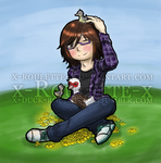 Ducks Are Happiness by x-Roulette-x