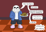 Undertale - Giving Thanks by TheArgoNinja
